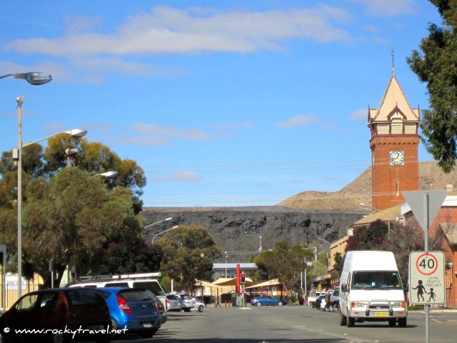 Broken Hill city