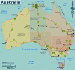 Australia Travel Destinations