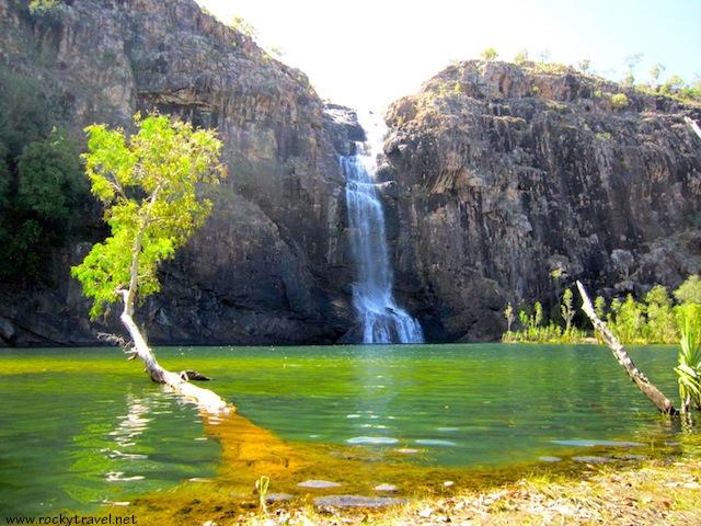 Gunlom_Falls