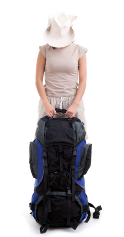 Backpack or Suitcase for Travelling Australia
