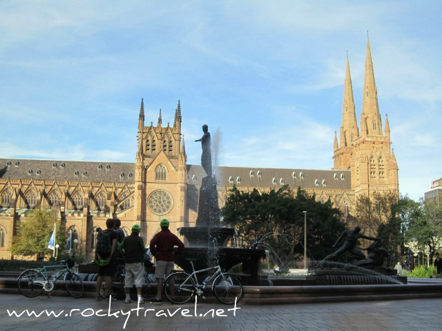 Biker_StMaryCathedral