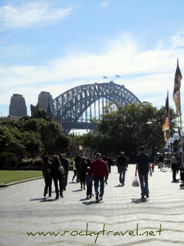 Explore Sydney City