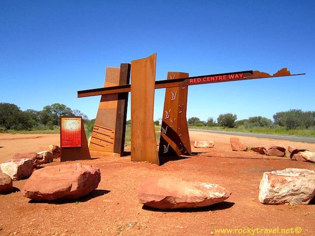 Red Centre Way - Uluru Trip
