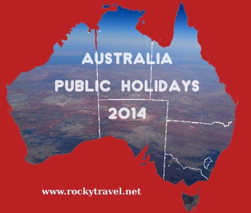 is australia day a public holiday - photo #38