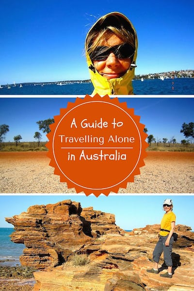 Essential Guide to Travelling Alone in Australia
