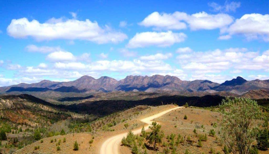 Outback Flinders Ranges Photos