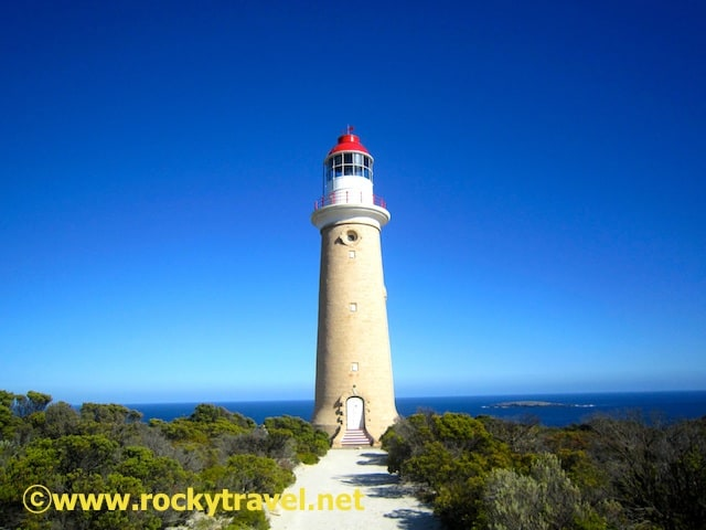 Kangaroo Island Roads Kangaroo Island Lighthouse