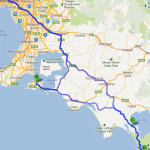 A step-by-step-guide for planning your route around Australia
