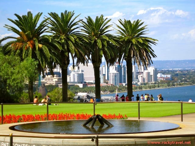 What to do when visiting Kings Park: the jewel of Perth City