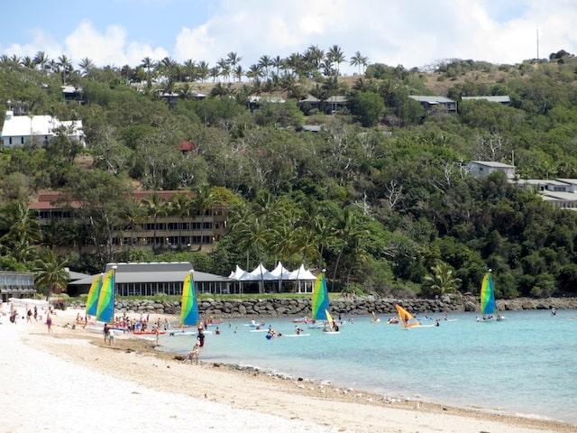 Family-friendly activities on Hamilton Island