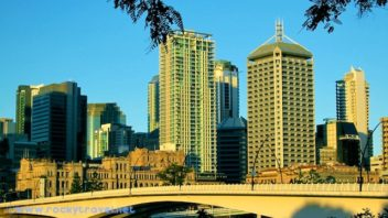 Visiting Brisbane Queensland