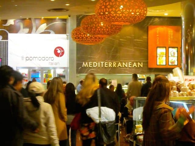 Food Courts Australia