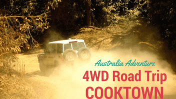 Four Wheel Drive Adventure Cooktown
