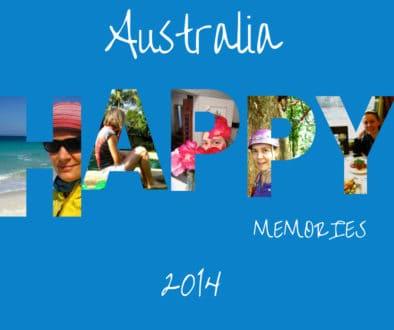 Travel Australia Happy Memories 2014