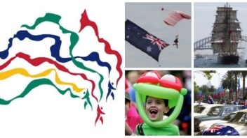Celebrating Australia Day 2015