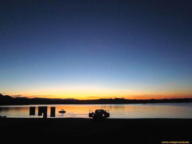 Sunset Lake Tinaroo