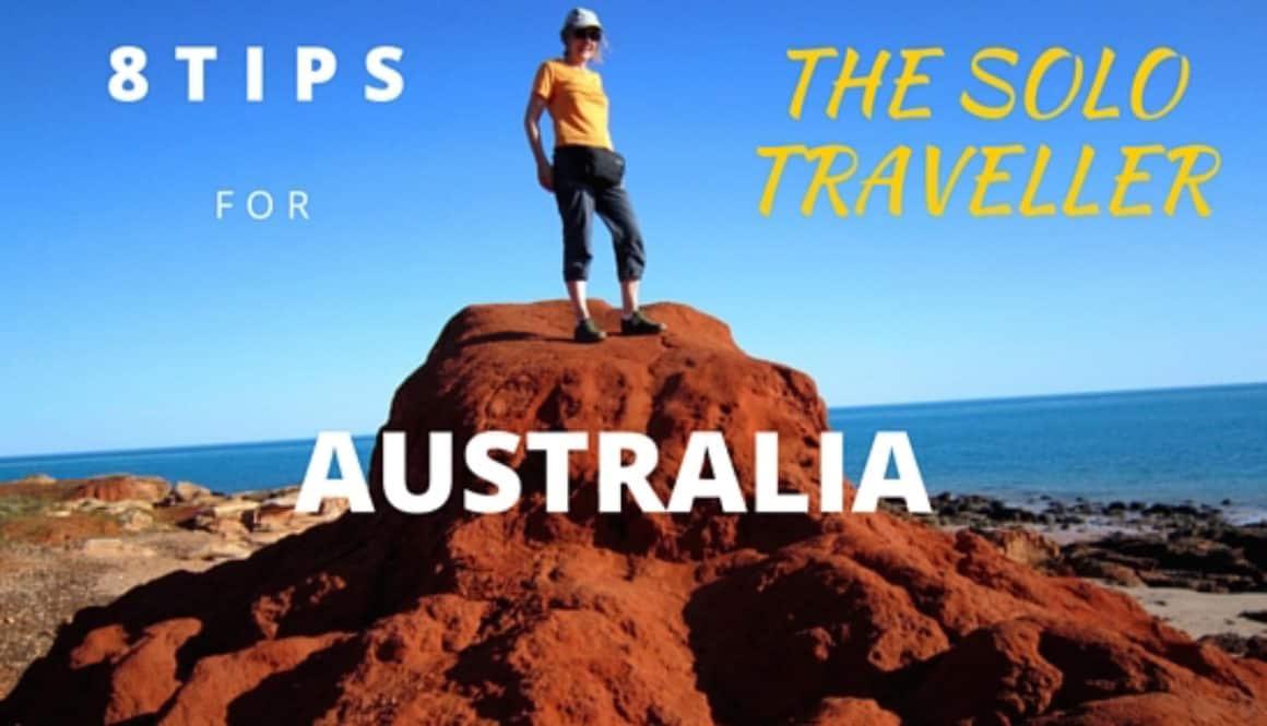 The Solo Traveller to Australia