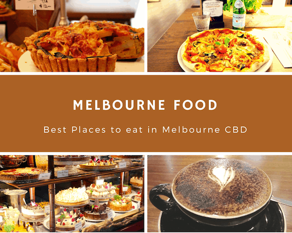 Best Food Restaurant Melbourne Cbd