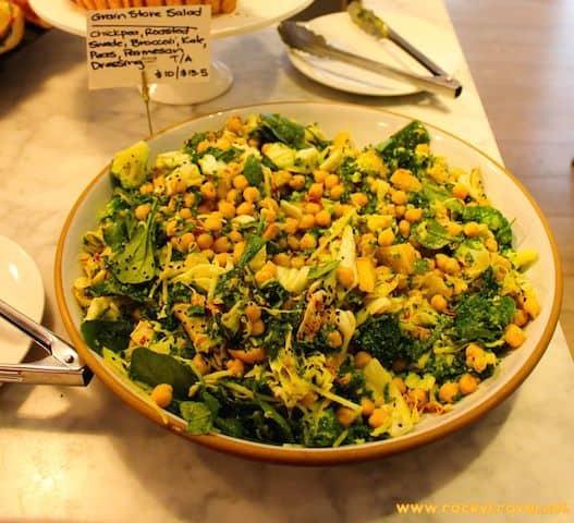 TheGrainStore_Chickpeas Salad