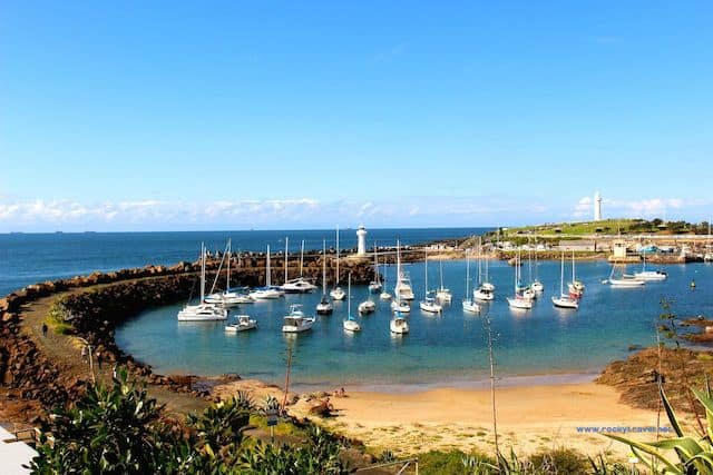 Best places to visit along the east coast of australia for Places to vacation on the east coast