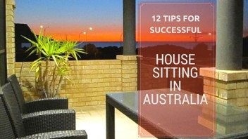 12 Tips for successful House Sitting Australia