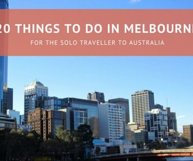 20 Things to do in Melbourne