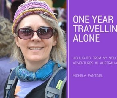 One Year Travelling Alone in Australia