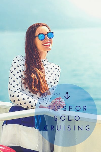 Tips And Advice For The Perfect Solo Cruise Break - Solo cruises