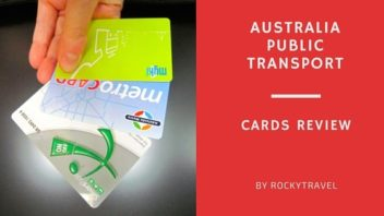 Australia Public Transport Cards Review