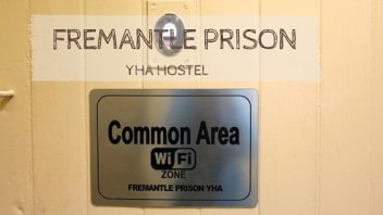 My Stay at Fremantle Prison YHA Hostel