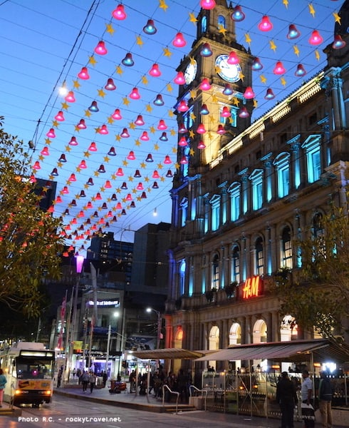 Christmas Trees Melbourne: Why Visiting Melbourne Events In Summer Is Worth It