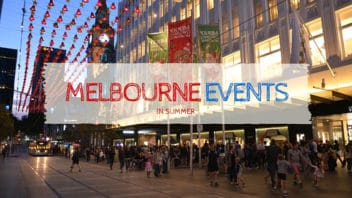 Top Melbourne Events in Summer