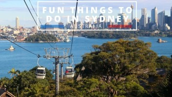 Unique Fun Things to do in Sydney