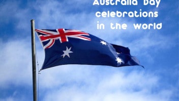When is Australia Day celebrated in the world