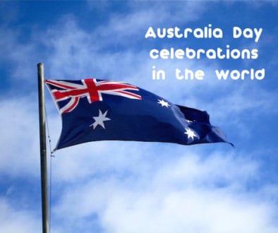 Celebrating Australia Day 2016