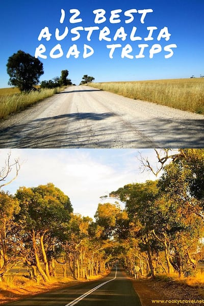 Australia Road Trips Solo Traveller Web