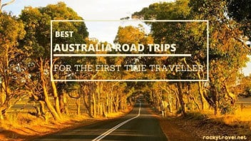 Best Australia Road Trips for the first time traveller
