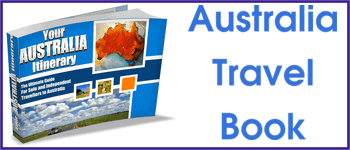 Australia Travel Itinerary