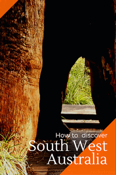 How to discover South West Australia by car