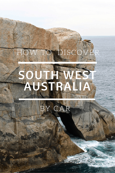 How to discover South West Australia
