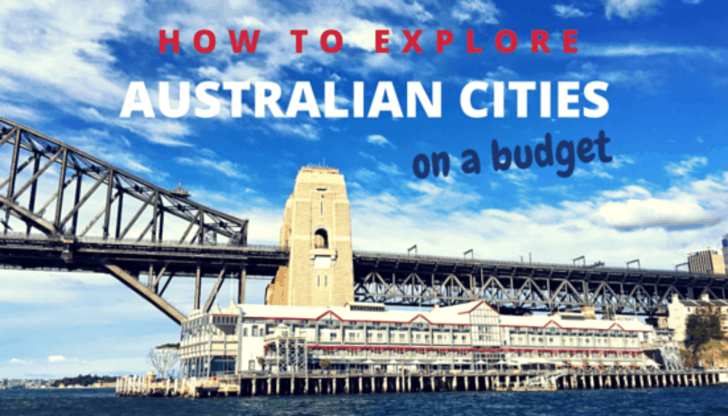 Australian Cities on A Budget