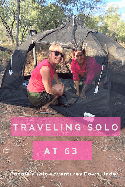 Traveling Solo at 63 Photo