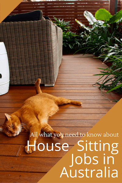 House Sitting Gigs in Australia - How to find the right house-sits