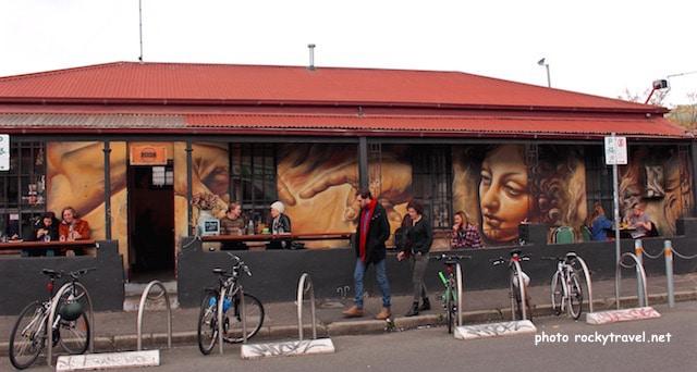 Grace Cafe Rose CarPark