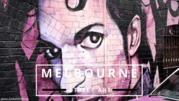 Some of the best Melbourne street art sites