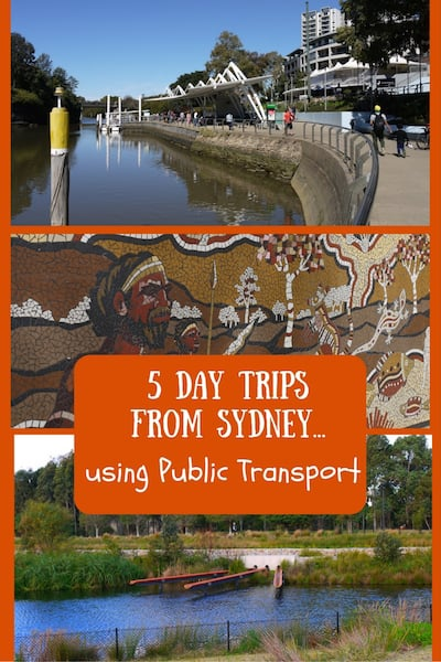 Make Your Own Car >> 5 day trips from Sydney you can do by public transport