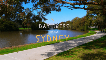 5 day trips from Sydney