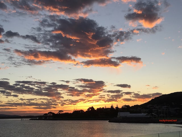 Albany Sunset