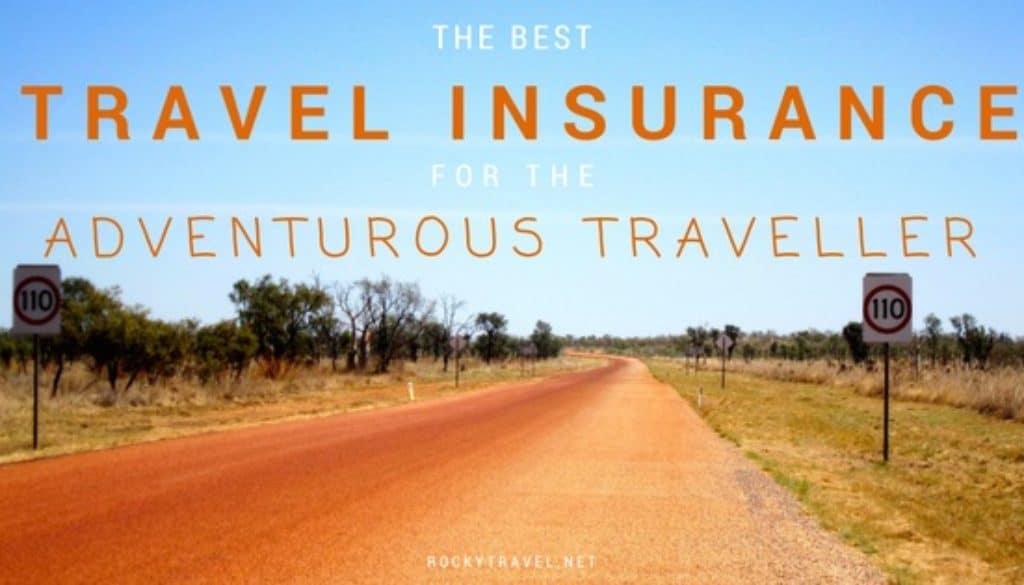Best Travel Insurance Adventurous Traveller