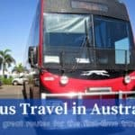 Bus Travel in Australia: 7 great routes for the first-time traveller
